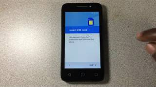 Alcatel Pixi 4 FRP(Google Account) Bypass ***No Assist Method***