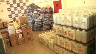 Solidariedade! Redecoop entrega 22 toneladas de produtos de higiene a 11 entidades
