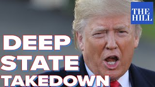 Journalist Chris Hedges: Why the deep state is trying to take Trump out