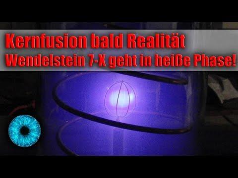 Kernfusion bald Realität: Wendelstein 7-X geht in heiße Phase - Clixoom Science & Fiction