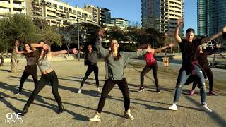 Zumba warm up routine   Zumba for Beginners