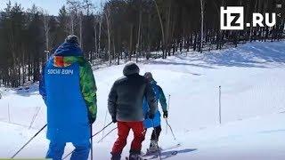 Названы самые популярные в России горнолыжные курорты
