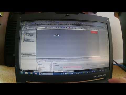 Quick Start Guide - PLC Simulator V15 1 Siemens - смотреть