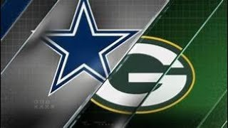Dallas punishes Green Bay - Full Game - 2nd Quarter - 10/16/2016