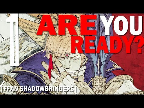Are you ready for Early Access? | FFXIV Shadowbringers Day 1 Tips