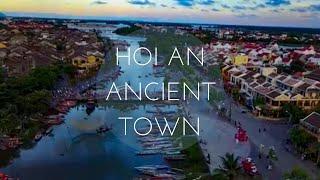 Hoi An Ancient Town, Vietnam (Drone Footage) | Rutele