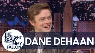 Dane DeHaan Punches Jimmy Fallon in the Face thumbnail