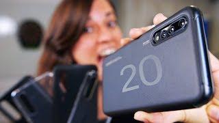 FUNDAS MONSTRUOSAS!! Huawei P20 Pro