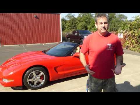 Video of '02 Corvette - LVKK