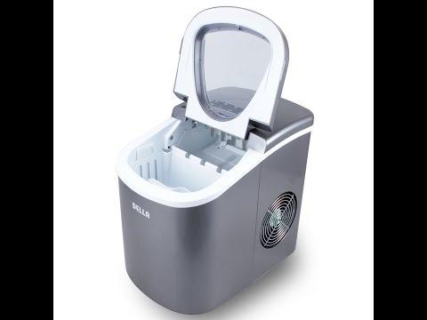 Della portable icemaker review