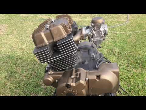 Honda Rebel 250 Bobber build