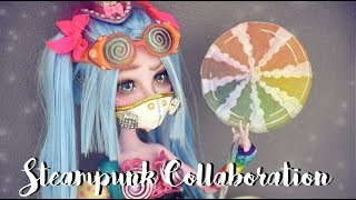 YOUTUBERS COLLABORATION - STEAMPUNK