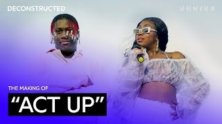 "The Making Of City Girls' ""Act Up"" With Earl On The Beat 