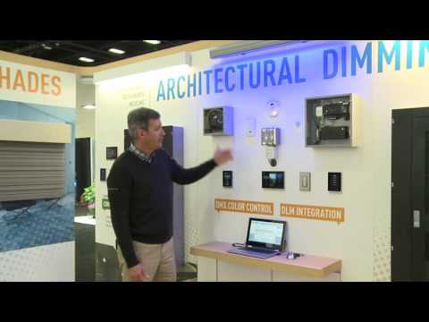 LCAP Architectural Dimming Series by Wattstopper