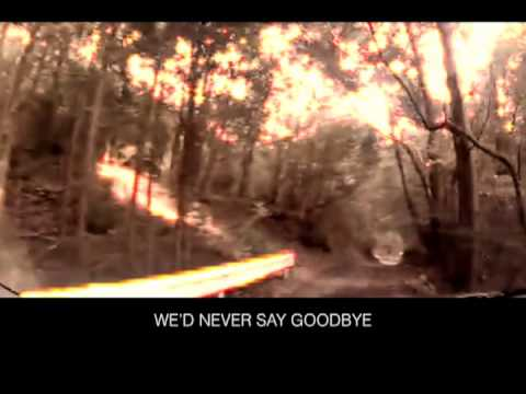 KATYA-WE NEVER SAY GOODBYE-LYRIC VIDEO