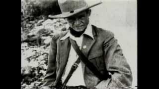 Retrato de Sandino Con Sombrero Quilapayún (Chile)