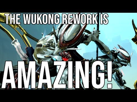 Warframe: The Wukong Rework is A M A Z I N G!
