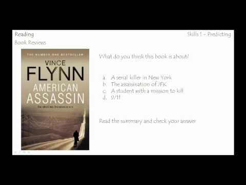 Learn English Online - Reading Comprehension - American Assassin