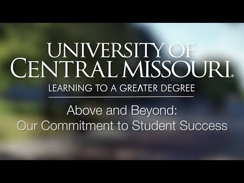 Above and Beyond: Our Commitment to UCM Student Success