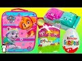 Paw Patrol Toy Surprises Shopkins Lalaloopsy Tinies Kinder Surprise