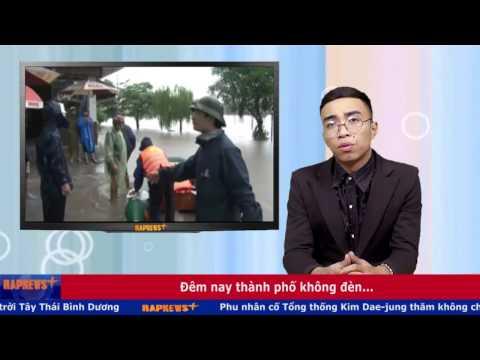 Rap News chuyên đề 06: Chuyện mưa lũ Quảng Ninh và