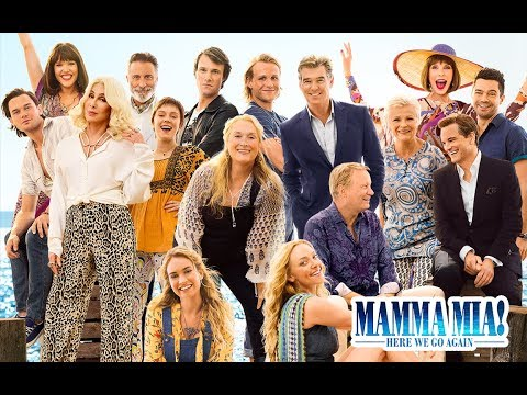 Cinema 100: Mamma Mia! – Here We Go Again (PG)
