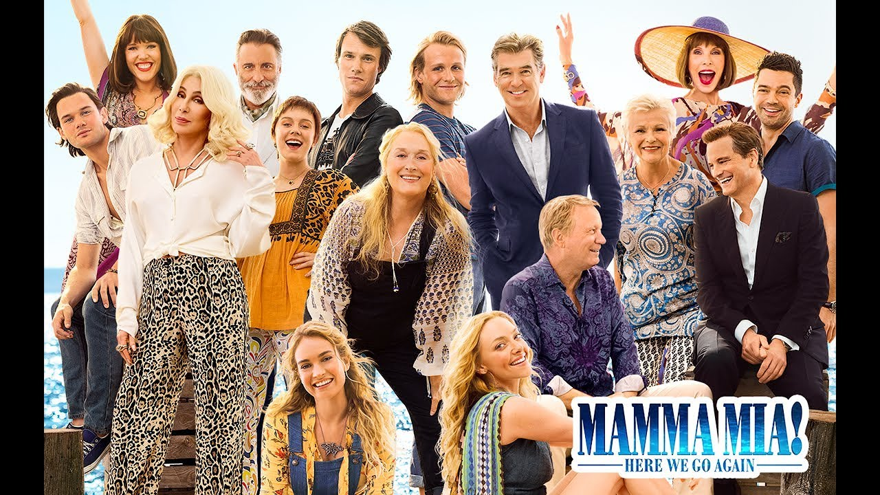 >Mamma Mia! Here We Go Again - Final Trailer