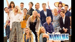 Mamma Mia 2 and The Legendary ABBA
