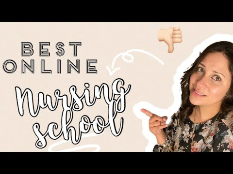 Best Online Nursing School? | My Experience at Excelsior College