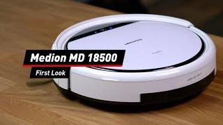 Medion MD 18500: Saugroboter für 99 Euro!