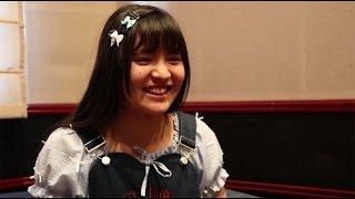 WWS独占第2弾SUPER☆GiRLS3期新メンバー尾澤ルナ長尾しおりに密着!