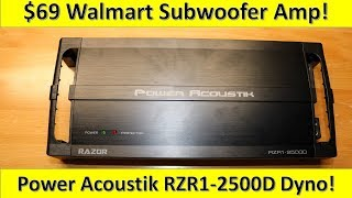1300W for $65? Yeah right     Autotek SMA1300 2 gets busted