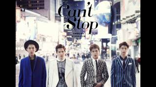 CNBLUE - Can't Stop (MP3+DL+Eng and Rom Lyrics)