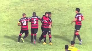 Serrano 0x2 Vitória