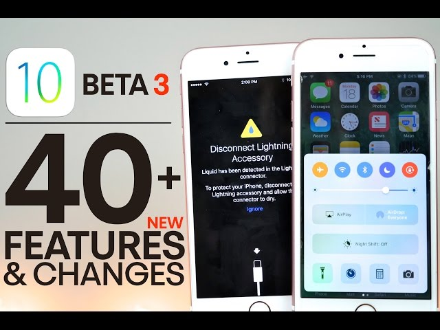 Ios 10 To Warn Users About Moisture In Iphone Lightning Port Technology News