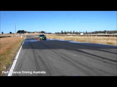 PDA Advanced Driving Day Symmons Plains 2014