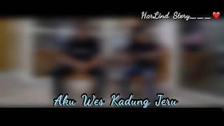 Story WA & Instagram (kadung Jeru)