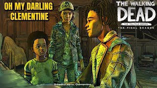 "Louis Sings ""Oh My Darling Clementine"" The Walking Dead:Season 4 Episode 1 ""Done Running"" -twds4"