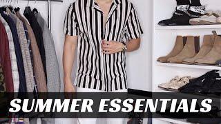 SUMMER ESSENTIALS FOR 2020   Mens Fashion