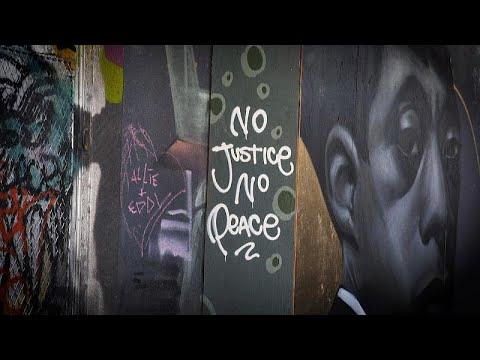 Η δύναμη του γκράφιτι κατά του ρατσισμού στο Τορόντο