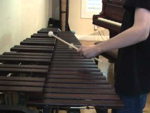 Flight of the Bumble Bee xylophone