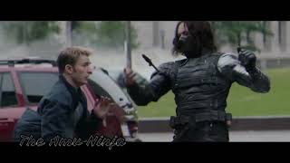 Captain America    Bad Liar MV