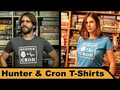 Hunter & Cron T-Shirts - Damen T-Shirts und neue Farben