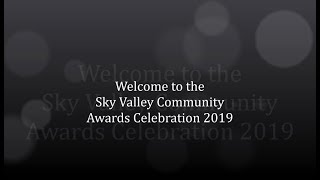 21st Annual Sky Valley Community Awards!