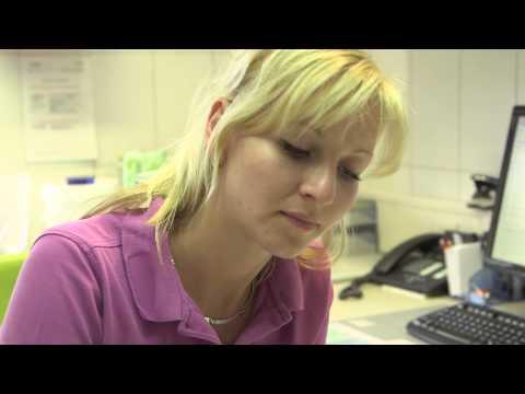 Limfostas die Hände mikrobnaja das Ekzem