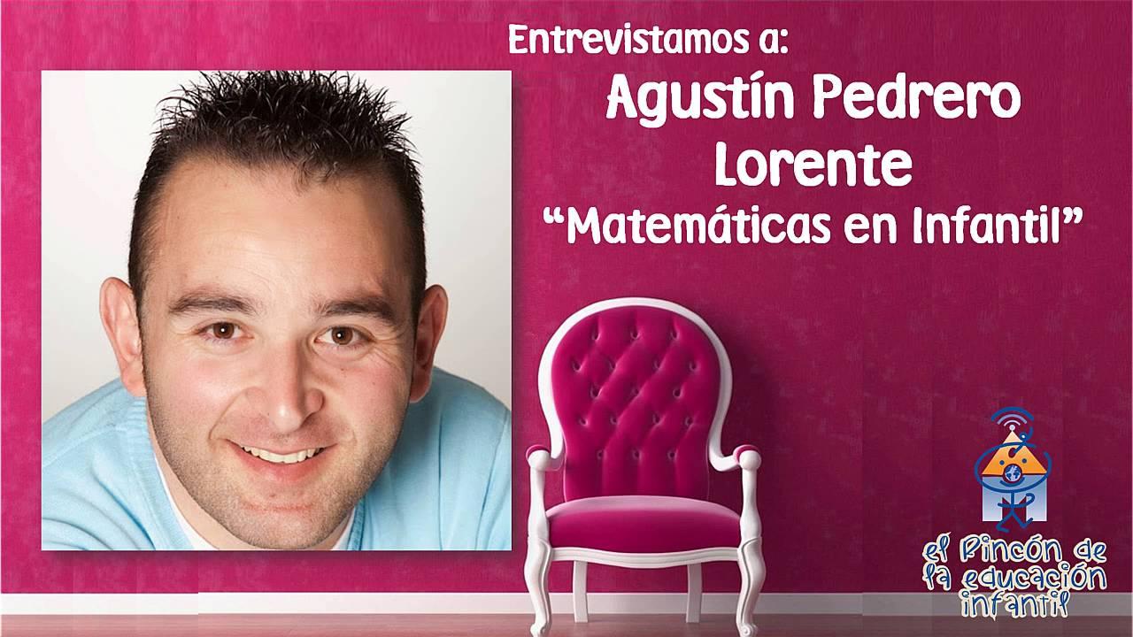 """Entrevistamos a Agustín Pedrero """"Los maestros y el """"folclore pedagógico"""" para enseñar matemáticas"""""""
