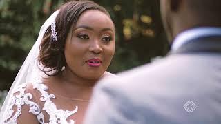 Faith & Elijah Wedding At The Fuchsia Gardens Eldo Farm, Limuru