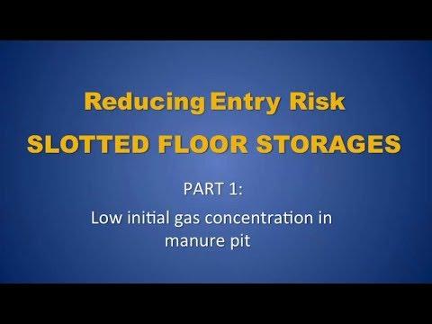 , title : 'Manure Storage Ventilation Demonstration: Slotted Floor Storage
