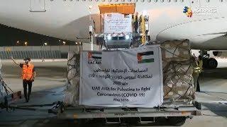 Coronavirus: Primul zbor între EAU şi Israel transportând ajutoare pentru palestinieni