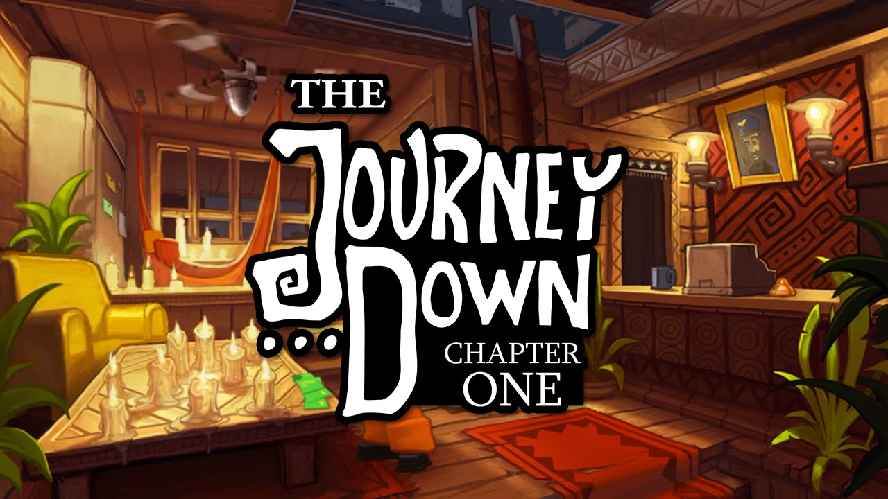 Adventure Game Fans, You'll Probably Want To Play Journey Down